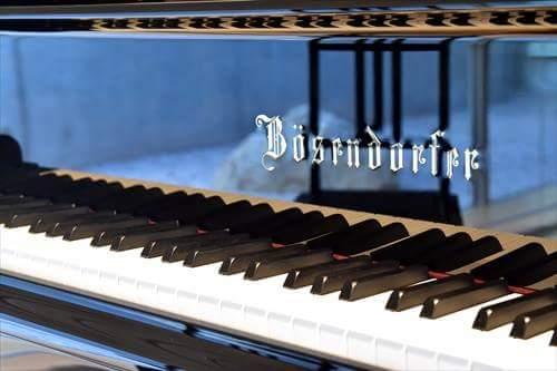 使用ピアノ:ベーゼンドルファーmodel 225