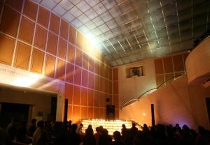 世田谷美術館でのソロコンサート